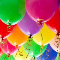 Ballon Latex Pastel 13 cm / paquet de 100 Pièces