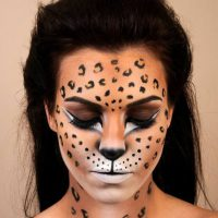 Maquillages et lentilles