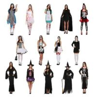 Déguisement Halloween femme