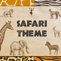 Thème Safari