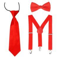 Bretelles/Cravates/Noeuds